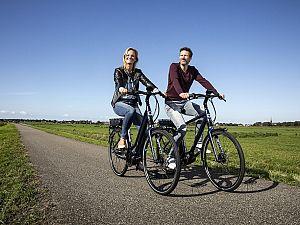Van Kortenhof introduceert het 'test-je-nieuwe-fiets-bij-je-thuis-team'