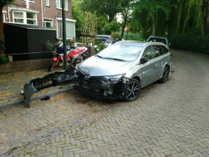 'Mauritssingel is te krap'