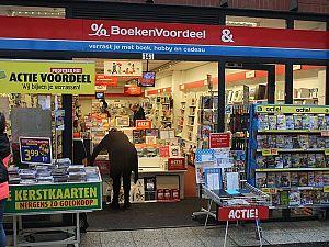 Boekenvoordeel vraagt faillissement aan