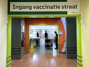 Huisartsen starten met vaccineren in District U