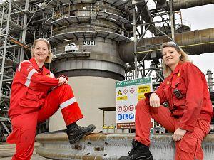 Girl's Day 2021 bij Shell Pernis: Virtueel maar net zo enthousiast!