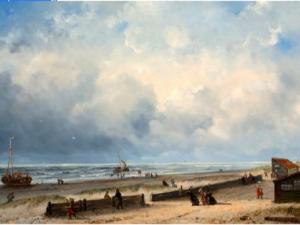 Museum Vlaardingen laat kunstschilder Arij Pleijsier terugkeren naar zijn geboortestad