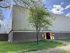 Testlocatie in sporthal Westwijk nog twee weken langer open
