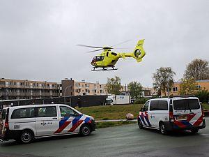 Traumahelikopter ingezet voor medische noodsituatie
