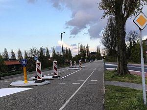 Kritiek op aanpassing Westlandseweg: 'Dat kan veiliger'