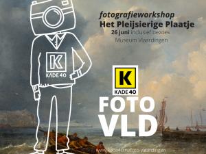 Fotografieworkshop 'Het Pleijsierige Plaatje'