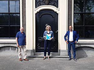 Kloet (100 jaar) renoveert Museum Vlaardingen (ook 100 jaar)