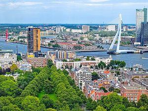 Vier bijzondere verstopte plekjes in Rotterdam