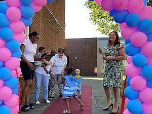 Wethouder Jacky Silos opent vierde locatie Kinderopvang Het Droompaleisje in Vlaardingen West