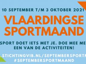 September Vlaardingse Sportmaand