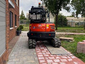 Verbazing over fietspad wijk nieuwe Sluis