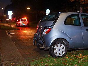 Ongeval na ongeval op Floris de Vijfdelaan