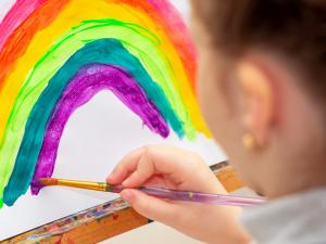 Ga aan de slag en ontwerp jouw mooiste regenboog!
