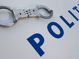 Man bedreigt politie met mes