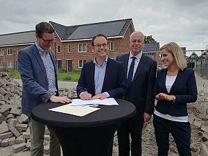 Coalitieakkoord 'Samen Maassluis' gepresenteerd