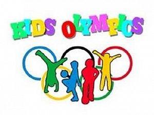 Kids Olympics in Vrijheidspark