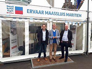 Thema Wereldhavendagen 2019: 'MariTeam'