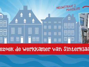 Geen Sinterklaasfeest zonder Sinterklaashuis