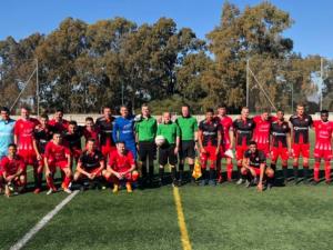 Tricolores op trainingskamp in Torremolinos