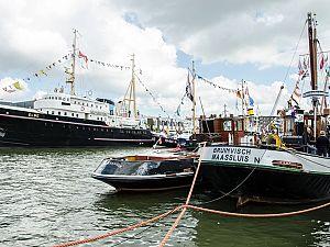 Dag van de Zeesleepvaart viert 250 jaar aan jubilea