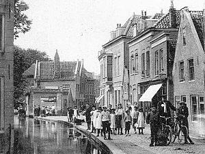 Historische Avond over de Rijksstraatweg en Goudsteen