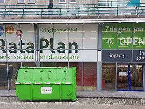 Kringloopwinkel RataPlan opent eind maart