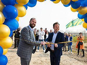 Bouw nieuwe buurt 'Buitengoed' gestart