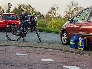 Jonge fietser aangereden op de Westlandseweg