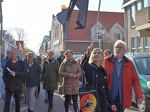 Grote belangstelling voor Maassluise Kunstroute