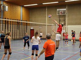 Inloop Volleybaltoernooi bij MVC!