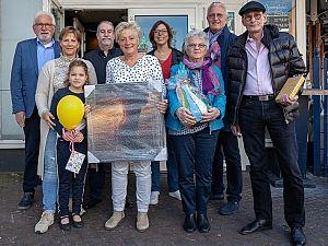 Prijzen Maassluise Kunstroute uitgereikt
