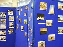 Fototentoonstelling Veteranen Maassluis in stadhuis
