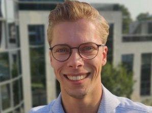 Jesse de Jong gekozen als lijsttrekker D66 Maassluis