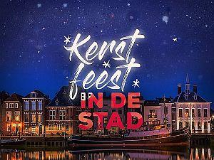 OG3NE, Jamai, Samantha Steenwijk en Wolter Kroes in Kerstfeest in de Stad
