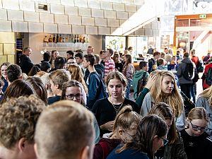 300 jongeren bezoeken duurzaamheidscongres