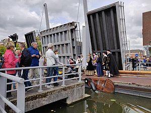 Onderhoudswerkzaamheden aan de Lijndraaiersbrug