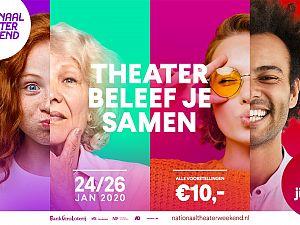 Programma bekend Nationaal Theaterweekend in Vlaardingen