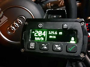 Snelheidsduivel op A4 moet rijbewijs inleveren