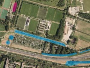 Ruimte maken voor verbreding A20 bij Vlaardingen