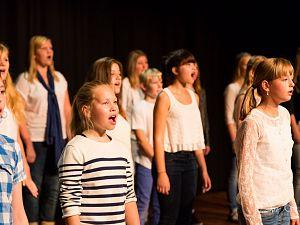 Theater Koningshof verwelkomt groepen 8 voor eindmusical