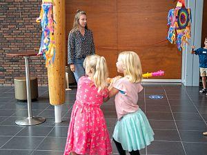 Week vol kinder- en jeugdactiviteiten bij Theater Koningshof