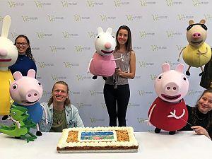 Peppa Pig komt naar Theater Koningshof
