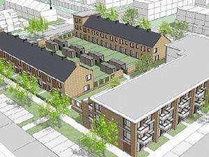 Raad stemt in met voorlopig ontwerp Spechtstraat