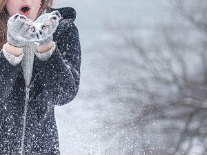 Sneeuw bijna hier: feestje of juist balen?