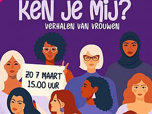 Livestream Internationale Vrouwendag 2021