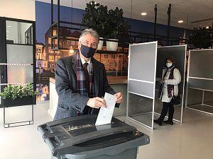 VVD krijgt de meeste stemmen in Maassluis
