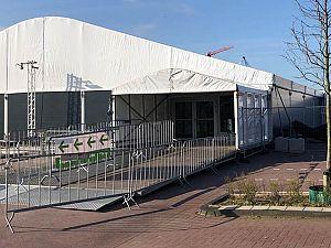 GGD prikt vanaf donderdag in vaccinatiehal in Maassluis