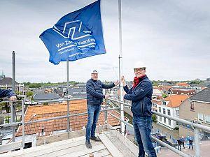 Hoogste punt nieuwbouw Noorddijk/Geerkade bereikt
