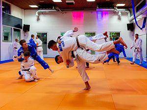 Mahorokan topjudo opleiding erkend als talentpartner Judo Bond