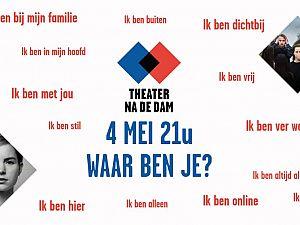 Theater Na de Dam houdt verhalen over WOII levend